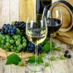 Wijn aanbieding